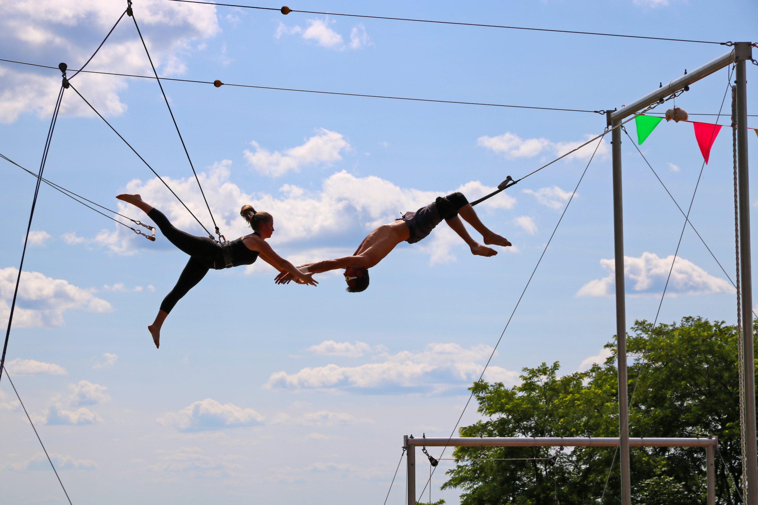 <p>Circus Arts</p>